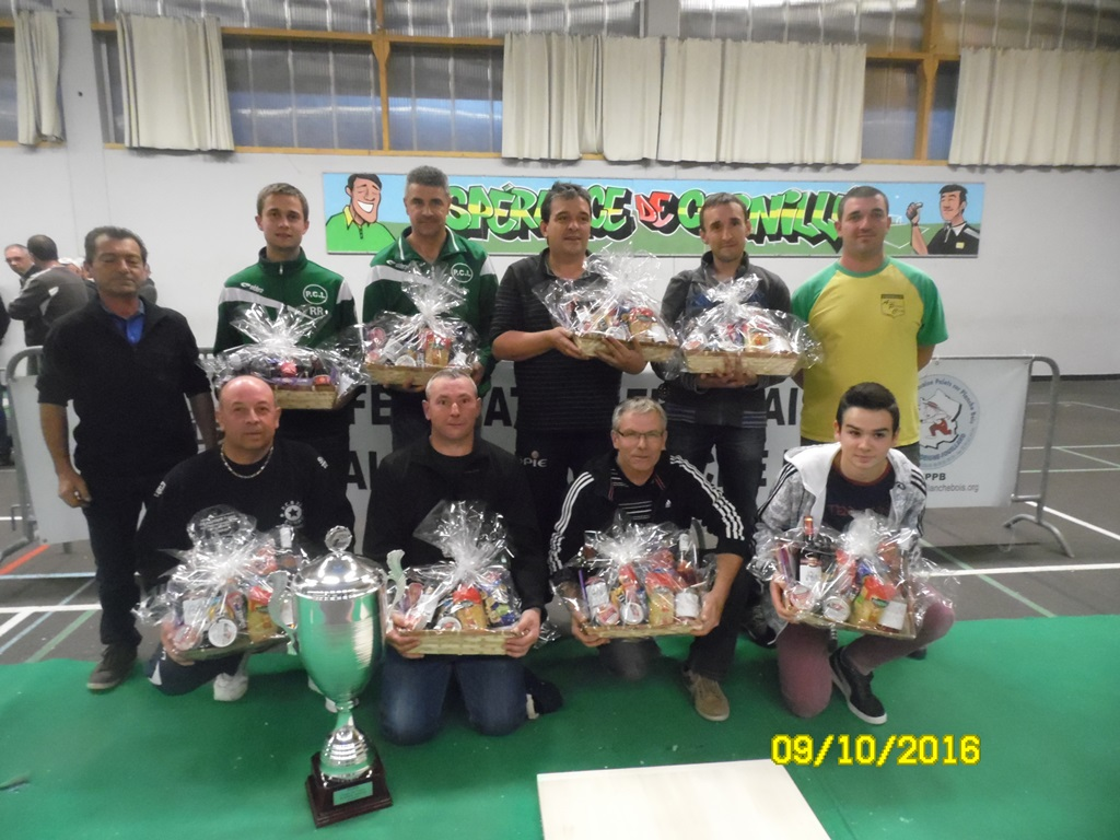 R sultats coupe de france quadrette interclubs 9 octobre - Resultats coupe de france 2015 ...